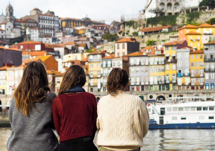 3 jours à Porto entre copines